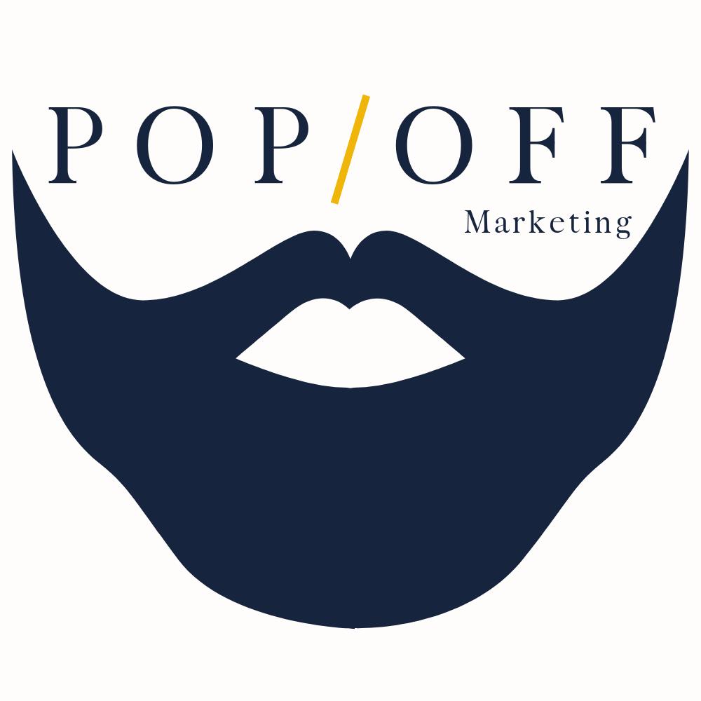 PopOff Marketing No Shave November 2017