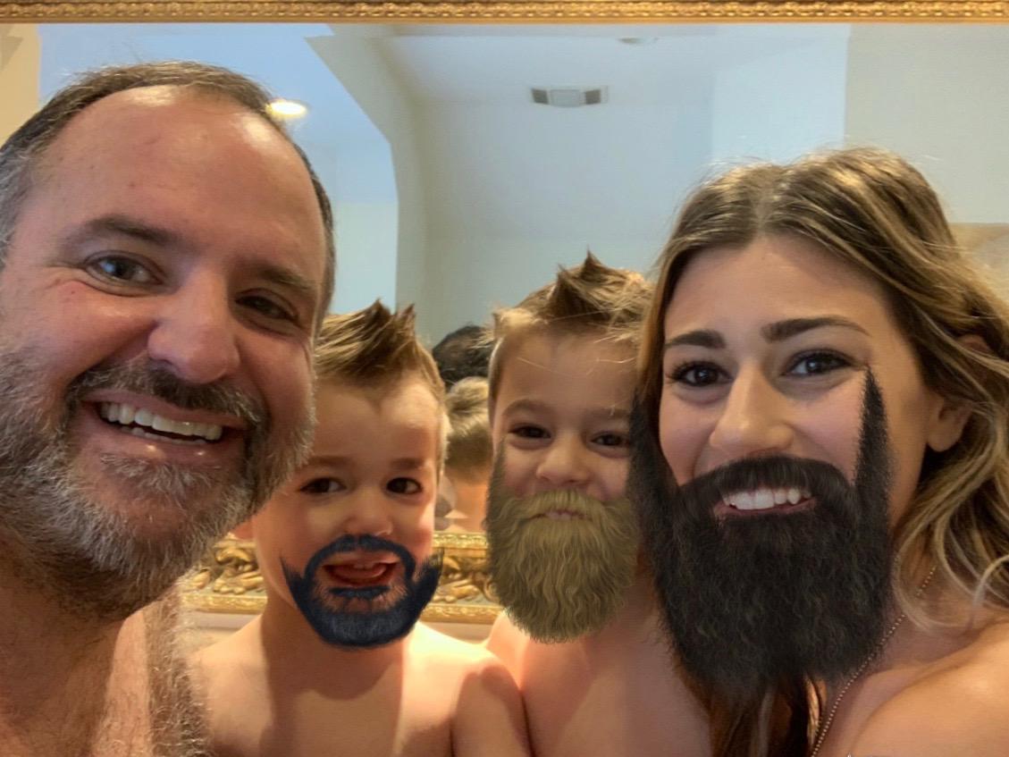 Jason Sharenow No Shave November 2019