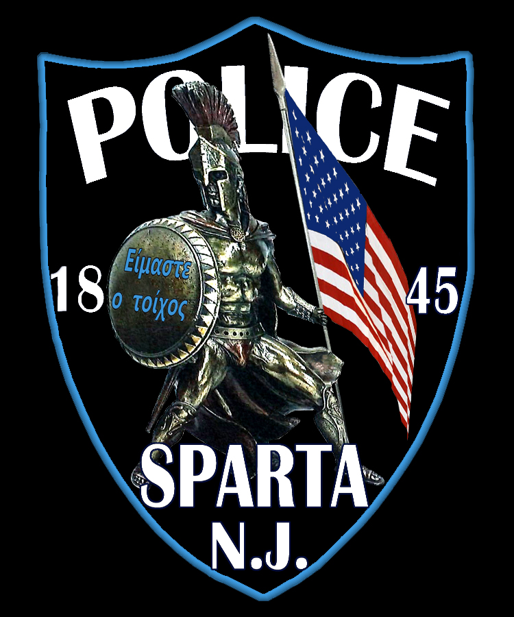 Sparta Police Department No Shave November 2019