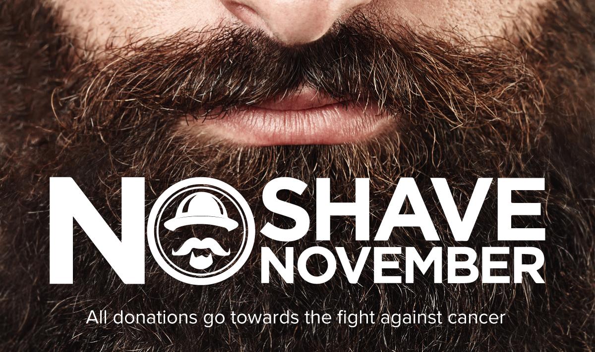 Vagaro No Shave November 2017