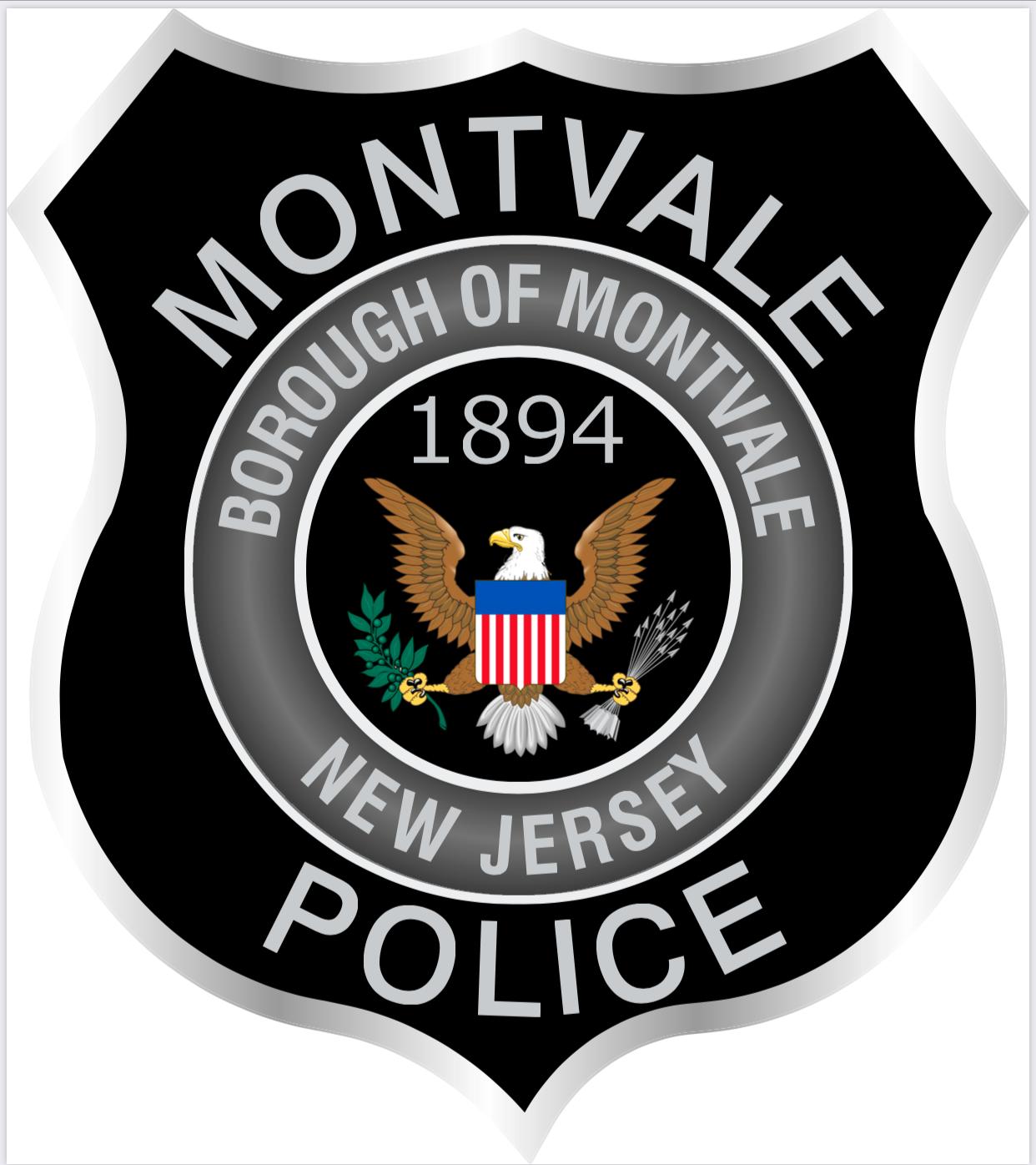 Montvale Police Department No Shave November 2017