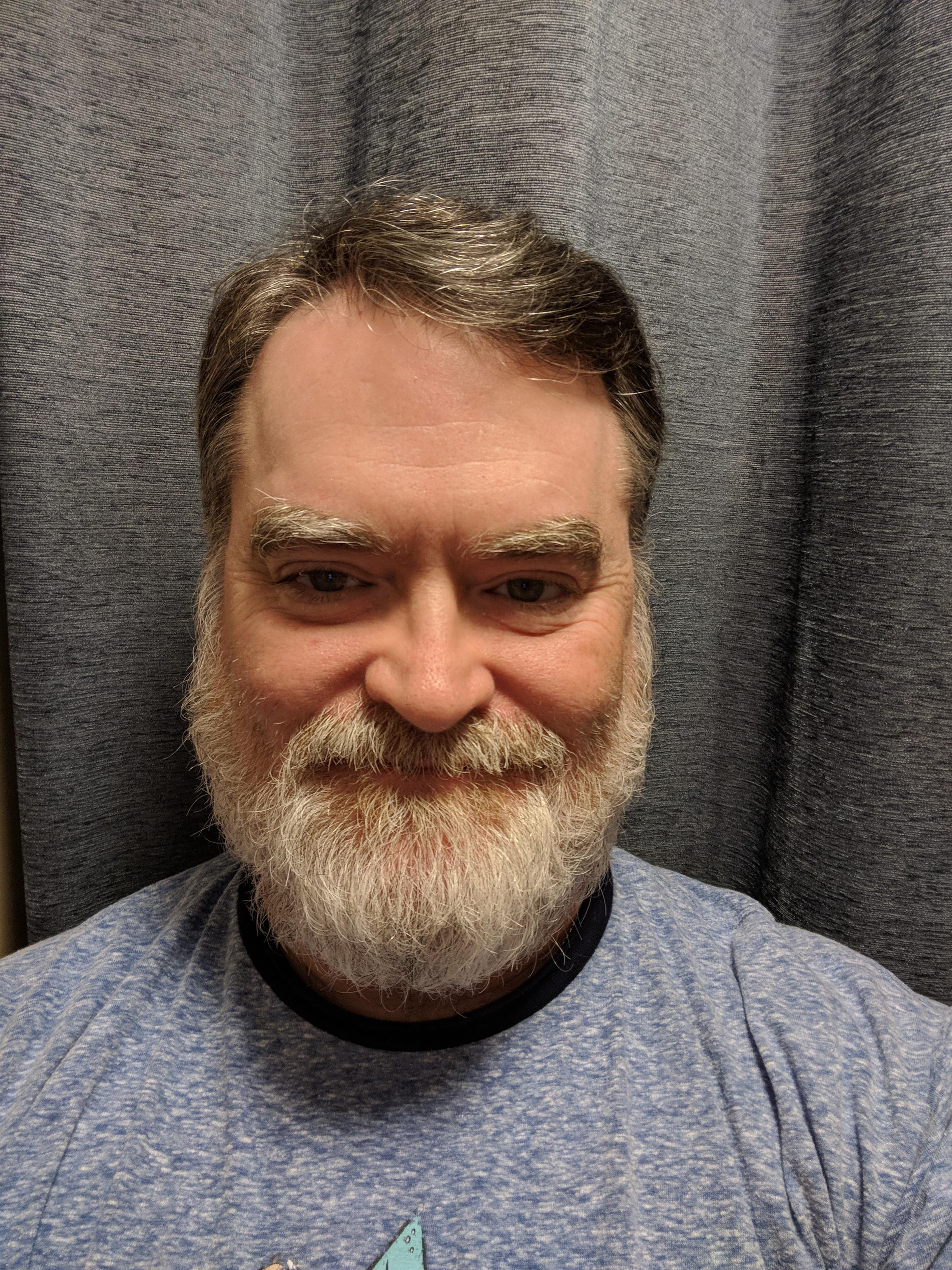 Thomas Jordan No Shave November 2018