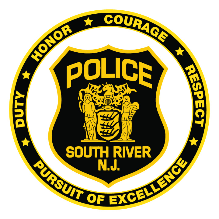 South River Police Department No Shave November 2017