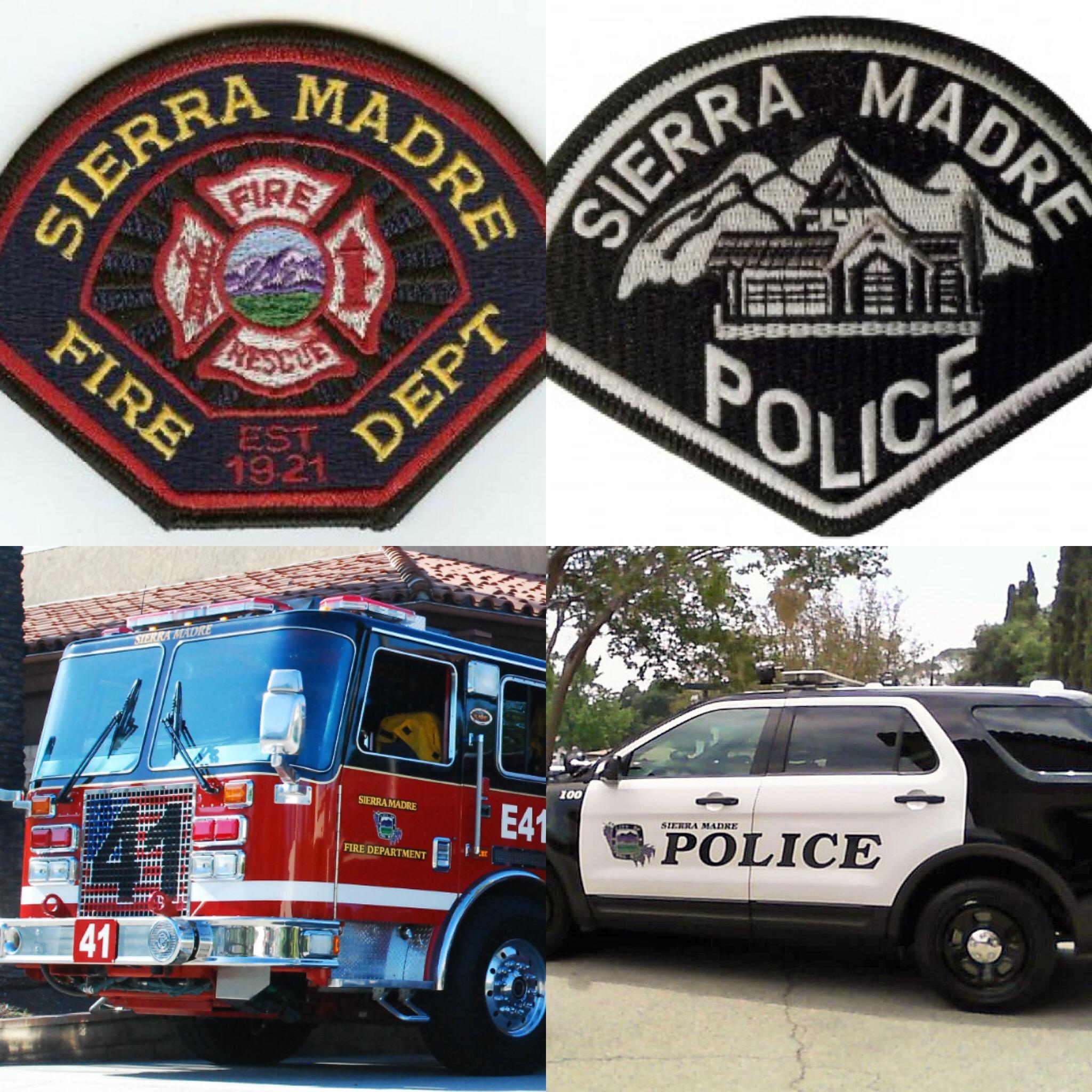 Sierra Madre Public Safety