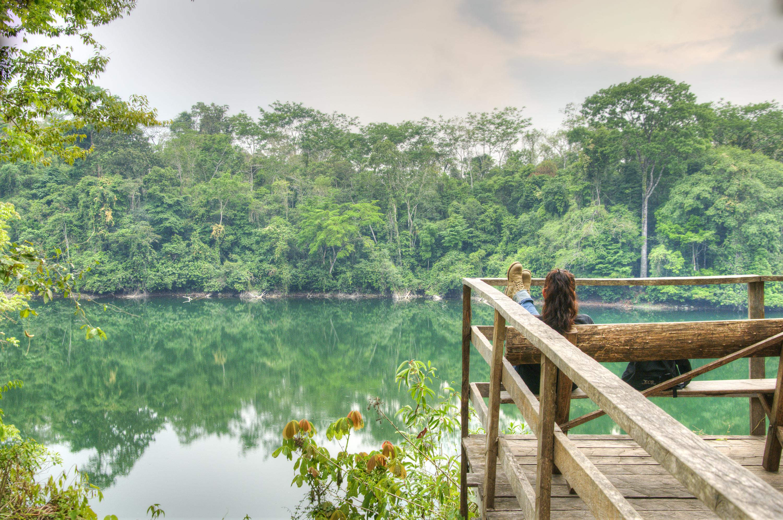 Santuario De Cocodrilo Tres Lagunas