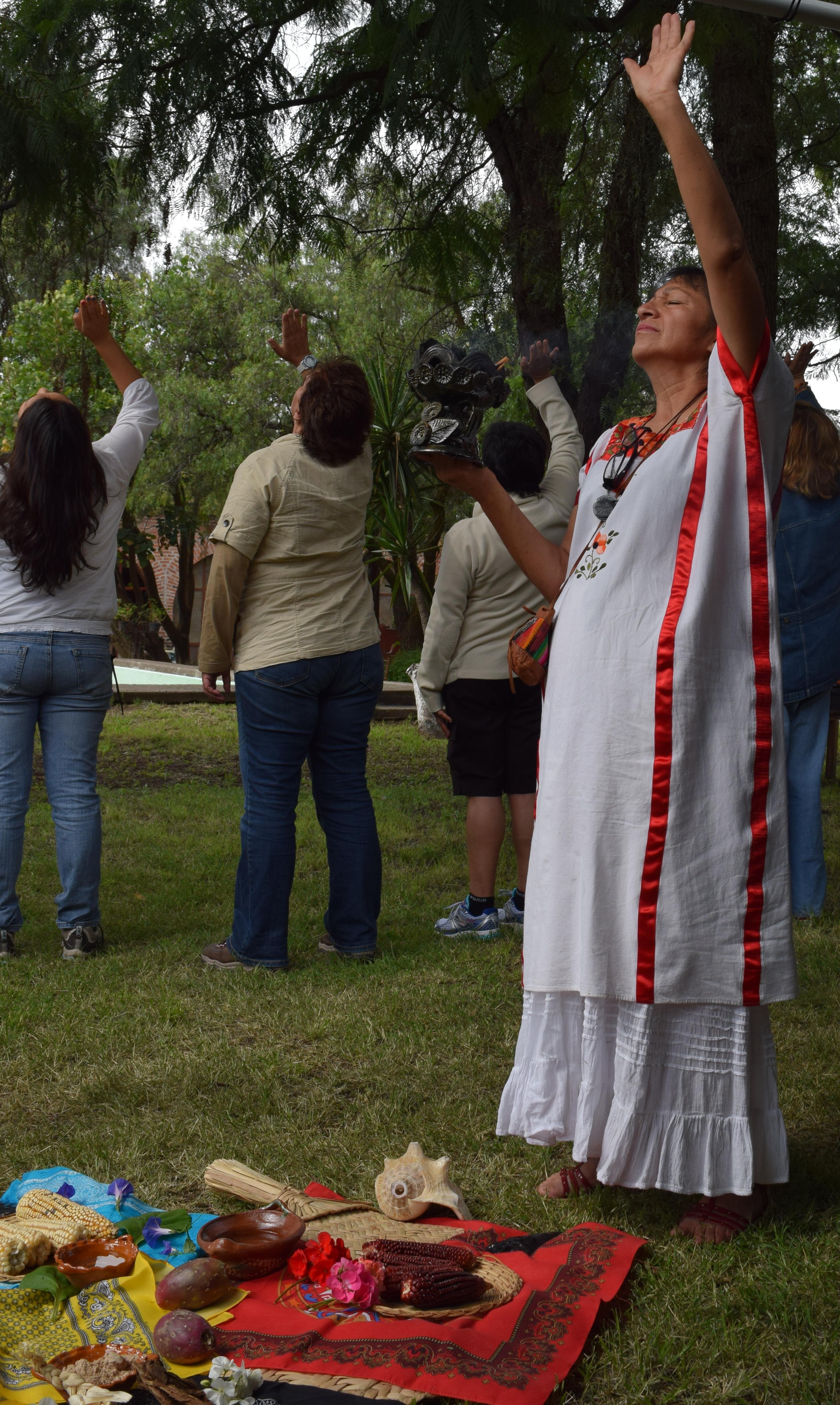 Red de Turismo Comunitario de Teotihuacan