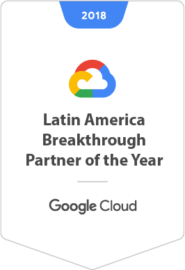 2018 Latin America Breakthrough Partner of the Year