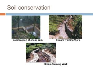 Soil And Water Conservation Under Hill Area Development Programme
