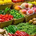 अनाज, फसलों, सब्जियों के साथ ही साथ बागवानी फसलों