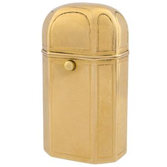 Encendedor Francés Principios Siglo XX de Oro