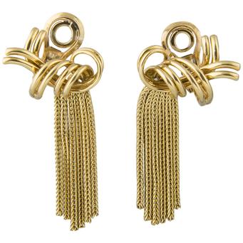 Pendientes Boucheron de Oro