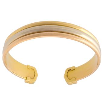 Pulsera Cartier Trinity de Oro