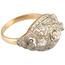 Sortija de Oro y Diamantes