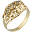 Sortija Finales Siglo XIX de Oro y Diamantes