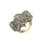 Sortija Vintage de Oro y Diamantes