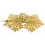 Broche Siglo XIX de Oro