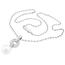 Collar Cartier Himalia de Oro Blanco, Brillantes y Perla