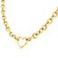 Collar Tiffany & Co Corazón de Oro Amarillo