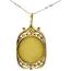 Medalla Principios Siglo XX de Platino, Esmaltes, Diamantes y Perlas