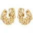 Pendientes Vintage de Oro y Diamantes