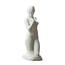 Escultura Neoclásica Rosenthal de Porcelana de Rudolf Kaesbach