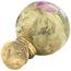 Esenciero de Porcelana y Oro