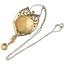 Gargantilla Art Nouveau de Oro, Platino, Nácar y Diamantes