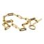 Gargantilla Hermès de Oro