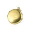 Guardapelos Principios Siglo XX de Oro, Zafiro y Diamantes