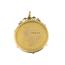 Medalla Art Nouveau de Oro y Diamantes