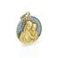 Medalla Modernista Masriera y Carreras de Oro, Diamantes y Esmaltes