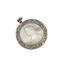 Medalla Años 20 de Platino, Oro, Nácar y Diamantes