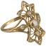Aderezo Principios Siglo XX de Oro y Diamantes