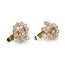 Pendientes Siglo XIX de Oro y Diamantes