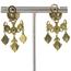 Pendientes Siglo XVIII de Oro y Diamantes