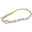 Pulsera de Oro, Perlas y Diamantes