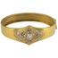Pulsera Principios Siglo XX de Oro y Diamantes