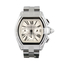 Reloj Cartier Roadster Chronograph de Acero Inoxidable