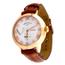 Reloj Eberhard & Co 8 Jours Postillon de Oro Amarillo