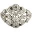 Sortija Vintage de Platino y Diamantes