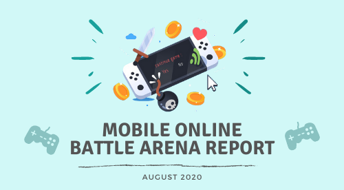 Laporan Mobile Online Battle Arena