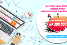 Pemenang I Love Nusaresearch Campaign