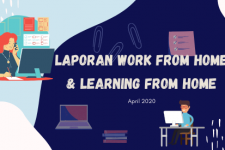 Laporan Tentang Kegiatan Work From Home & Learn From Home