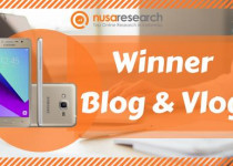 Winner of Blog & Vlog Campaign