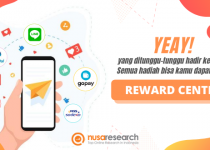 Tukar Poin kamu di REWARD CENTER