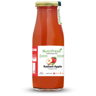 Radiant Apple Cold Pressed Juice 250ml