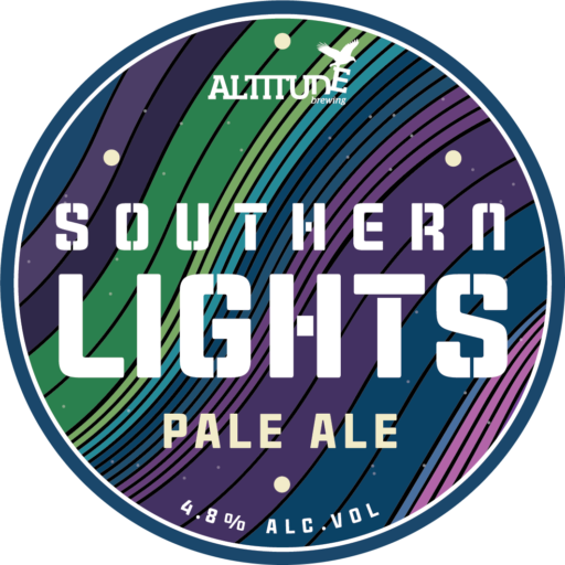 ABS236 Southern Lights Tap Badge 01