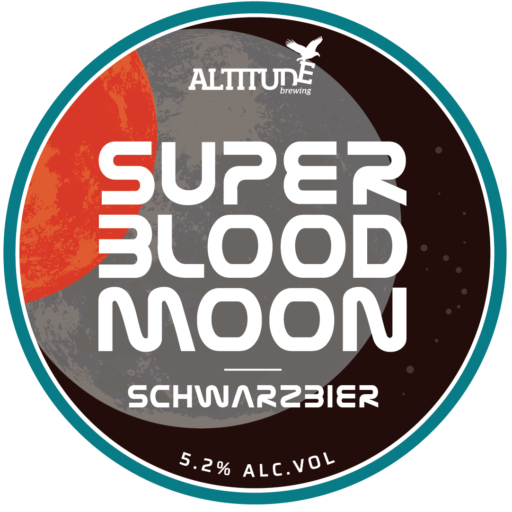 ABS285 Super Blood Moon Tap Badge AW 01