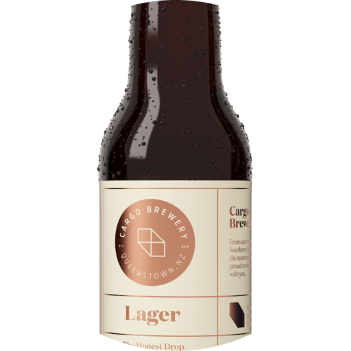 Cargo Brewery Lager