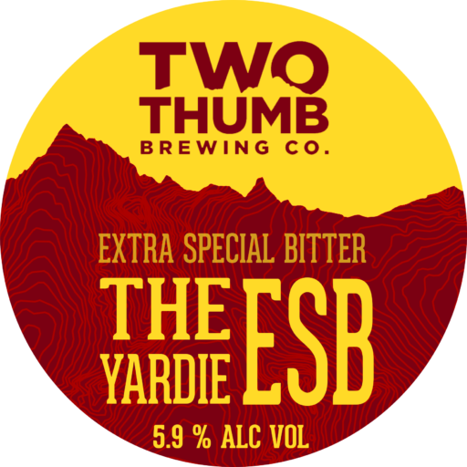 ESB Tap Badge 150mm
